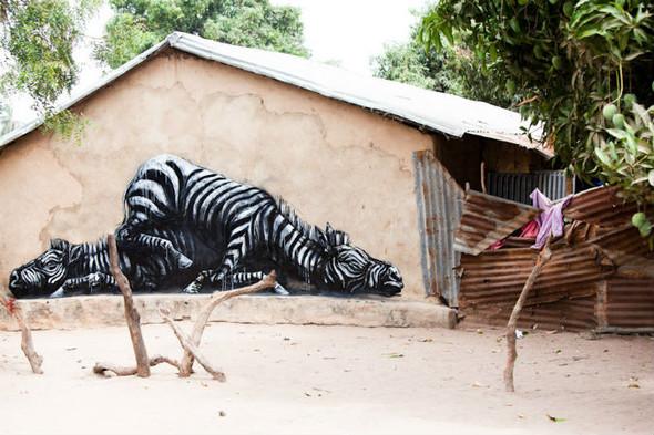 Лучшие стрит-арт проекты 2011 года. Изображение №44.