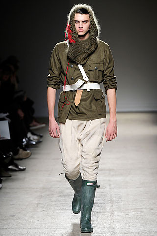 Thimister Haute Couture FW 2010. Изображение № 29.