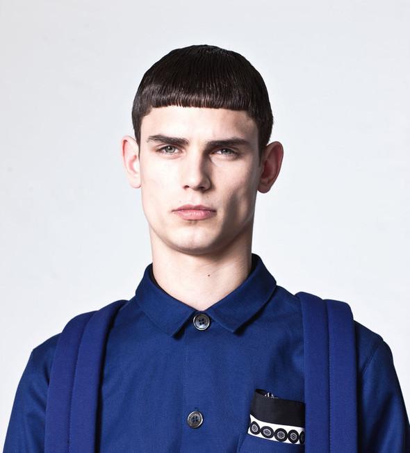 Мужские лукбуки: Rad Hourani, Versace и другие. Изображение № 21.