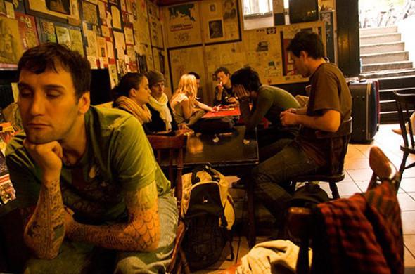 10 европейских хостелов, в которых приятно находиться. Изображение № 47.