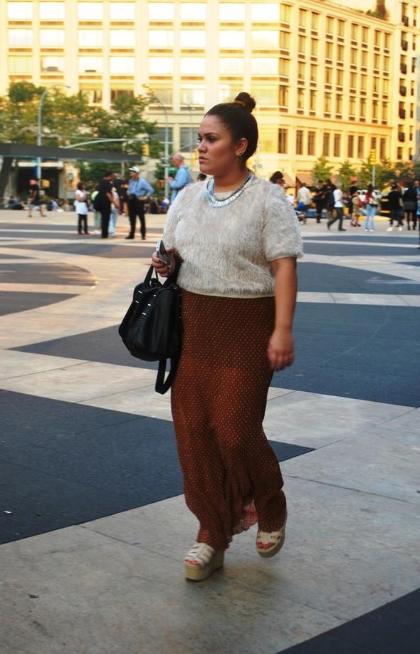 Street Fashion @ NYFW. Изображение № 30.