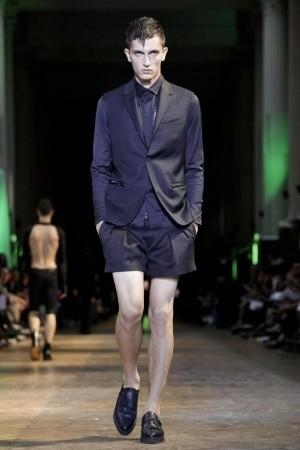 Изображение 7. Mugler Menswear Spring/Summer 2012.. Изображение № 7.