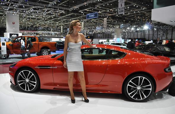 Natalia Freidina at 82nd Geneva International Motor Show. Изображение № 9.