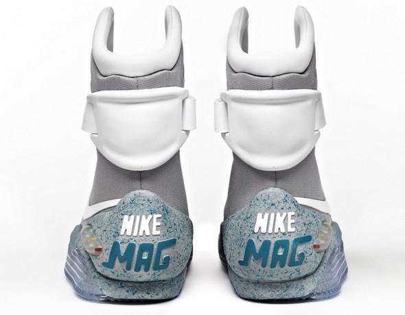 Nike MAG: 150 пар обуви Марти Макфлая продают на аукционе. Изображение № 2.