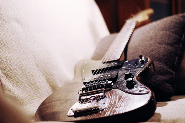 Гитара Fender Jazzmaster. Изображение № 44.
