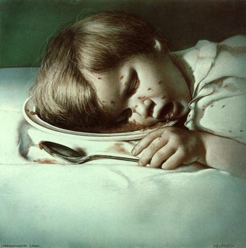 Gottfried Helnwein. Изображение № 4.