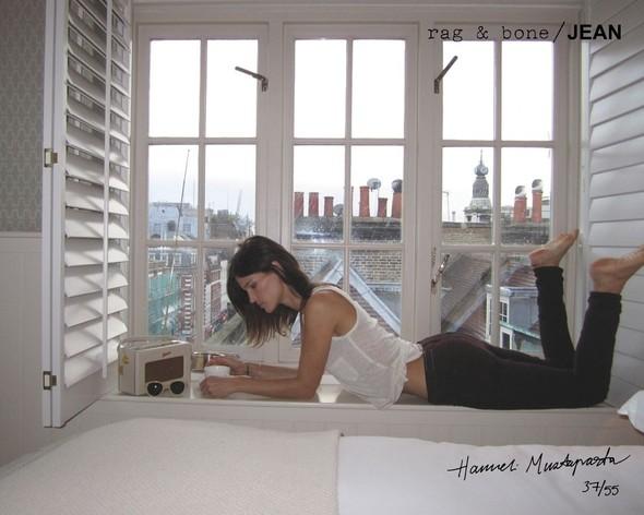 Кампания: Ханнели Мустапарта для Rag & Bone. Изображение № 17.