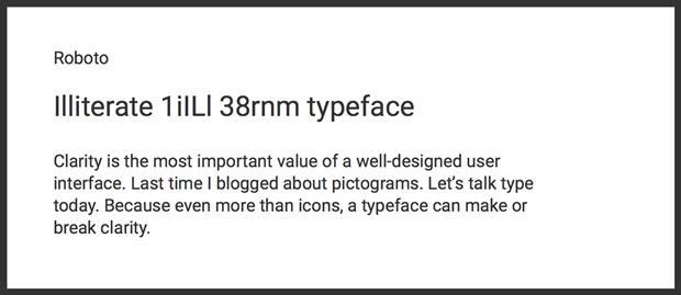 Дизайнер выбрал хорошие шрифты для интерфейсов. Изображение № 13.