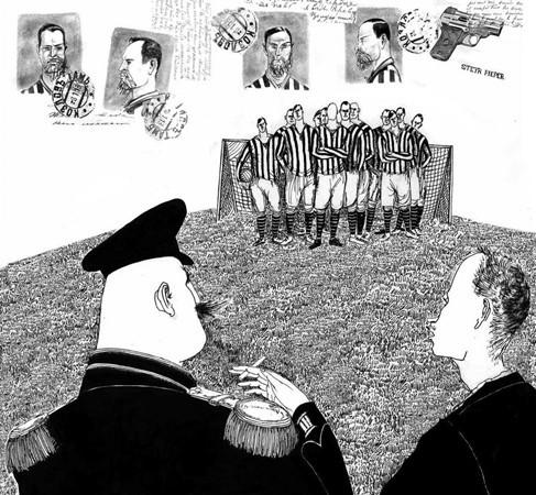 Создать папку: 5 успешных российских иллюстраторов рассказывают о портфолио. Изображение №54.
