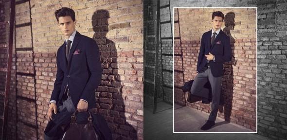 Лукбук: Massimo Dutti September 2011 Menswear. Изображение № 3.