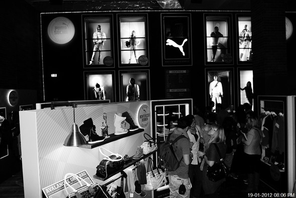 Puma A/W 2012 at Bread & Butter Berlin. Изображение № 61.