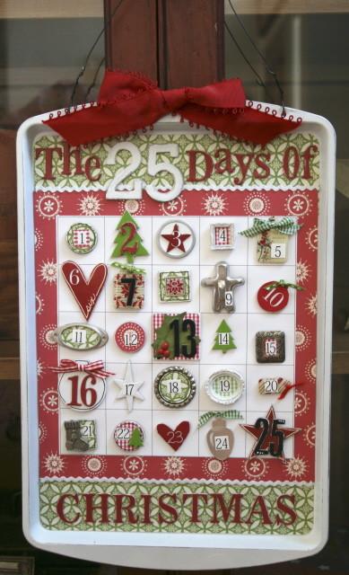Рождественский календарь. Изображение № 5.
