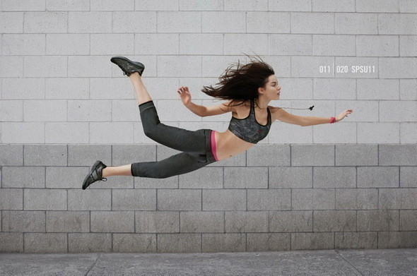 Изображение 12. Фотосессия «Be Free» от Nike.. Изображение № 12.