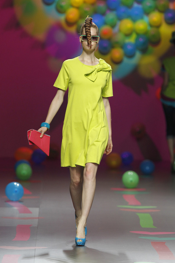 Madrid Fashion Week SS 2012: Agatha Ruiz de la Prada. Изображение № 5.