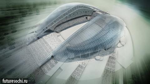 Стадионы Олимпийских Игр-2014. Изображение № 2.