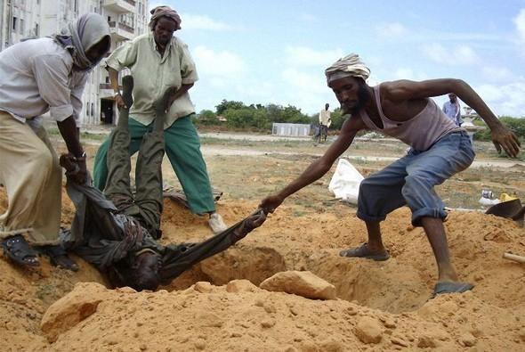 Сомали: война вфотографиях. Изображение № 4.