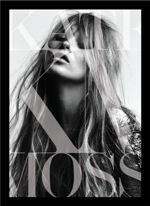 Кейт Мосс выпустит книгу о тяжелой работе модели. Изображение № 1.