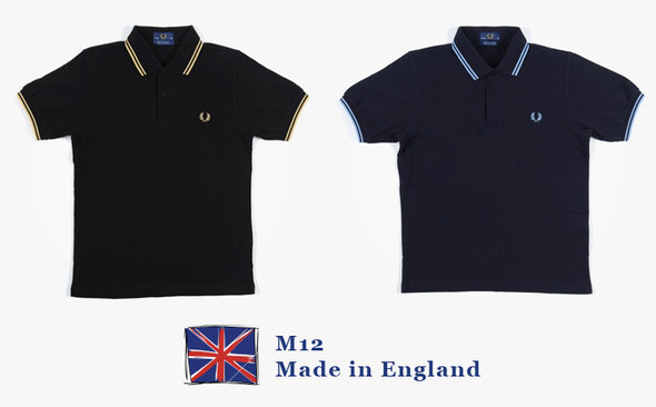Fred Perry's polo-shirt at FOTT. Изображение № 2.