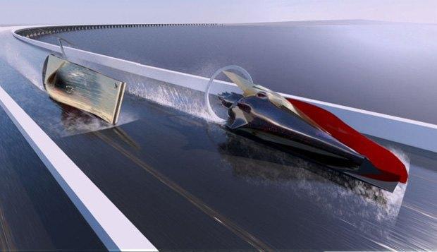 Дизайнер представил биомиметические самолёты. Изображение № 13.