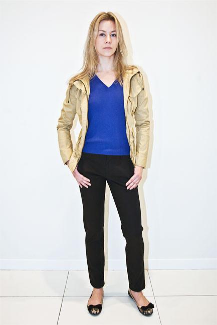 Встречайте по одежке: женские образы от Uniqlo. Изображение № 6.