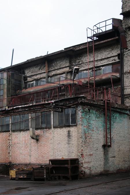 Мертвый город ЗиЛ. Изображение № 14.