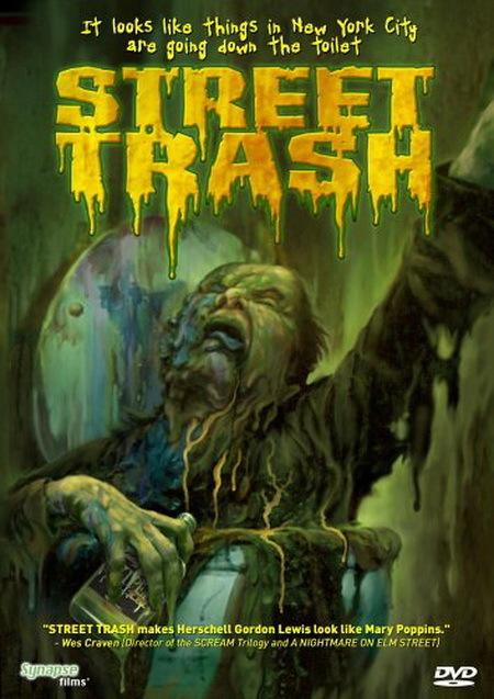 B-Movies: «Уличный мусор». Изображение № 1.