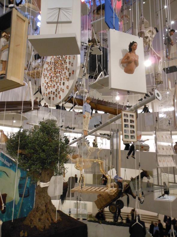 """Нью-Йоркская выставка Маурицио Каттелана """"Все"""". Изображение № 13."""