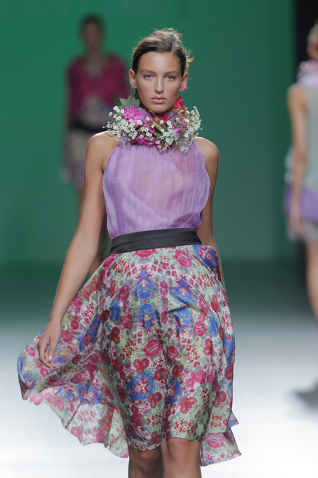 Madrid Fashion Week SS 2013: DEVOTA & LOMBA . Изображение № 21.