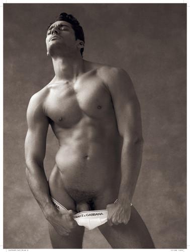 фото обнажённого модель мужчины