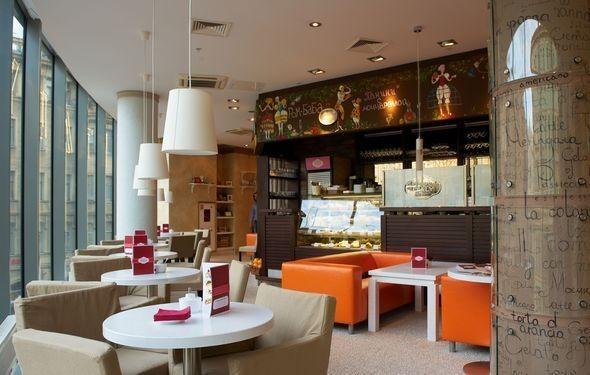 Изображение 2. Лучший итальянский ресторан к северу от Большой Невы.. Изображение № 2.