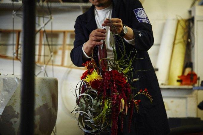 Японский художник сфотографировал бонсай в стратосфере . Изображение № 5.