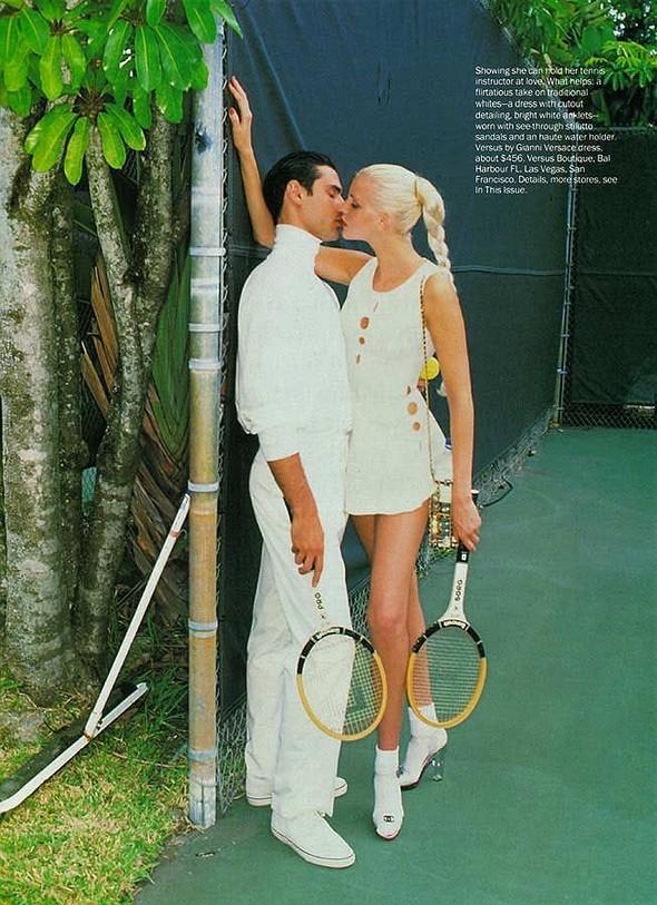 """Diary ofa Spa"". Vogue'94. Изображение № 8."