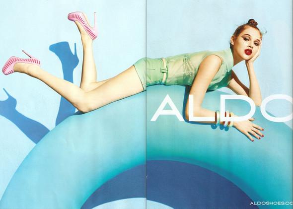 Превью кампаний: Aldo, Marc Jacobs и The Kooples. Изображение № 1.
