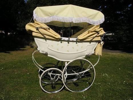 Ретро – kinderwagen, stroller илидетская коляска. Изображение №17.