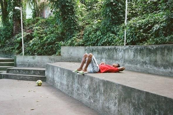 Изображение 4. Спортивные силуэты Рио-де-Жанейро.. Изображение № 7.