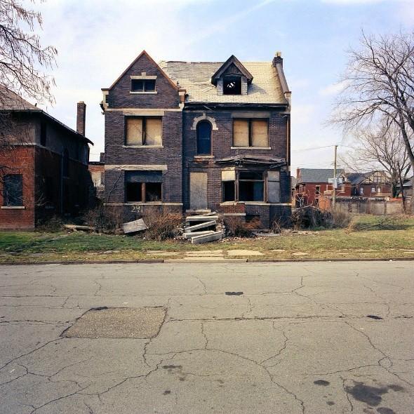 100 заброшенных домов. Изображение № 4.
