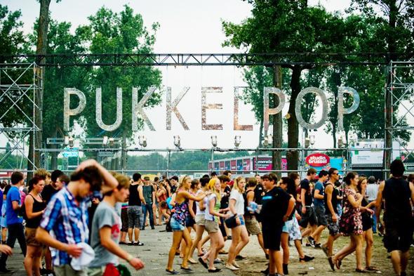 Фестиваль Pukkelpop в Бельгии: Развлечения кроме пива и шоколада. Изображение № 9.