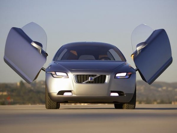 Немколько концептов. Subaru, Honda, Volvo. Изображение № 4.