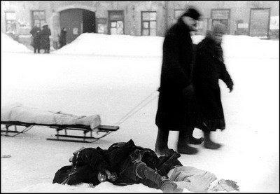 Блокада ленинграда. Изображение № 31.