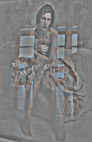Bettina Rheims иее обнаженные портреты. Изображение № 14.
