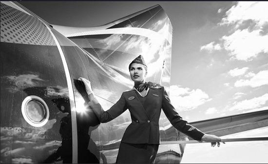Луки стюардесс со всего мира.. Изображение № 3.