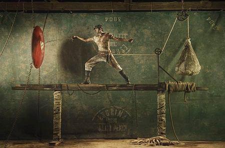 Олимпийский календарь «Обратная сторона медали». Изображение № 5.