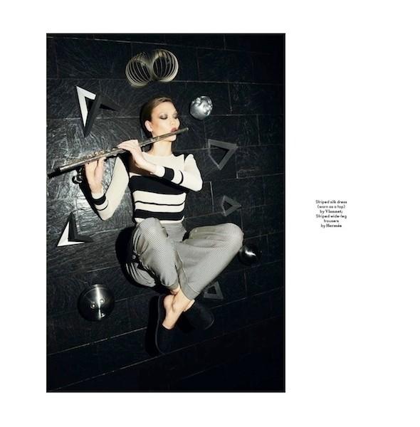 Изображение 4. Съемки: AnOther, POP, Vogue и другие.. Изображение № 4.