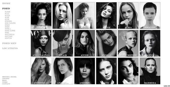 Топ-5 женских модельных агентств Нью-Йорка. Изображение № 5.