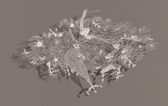 Современное оригами: 7 художников, работающих с бумагой. Изображение № 7.