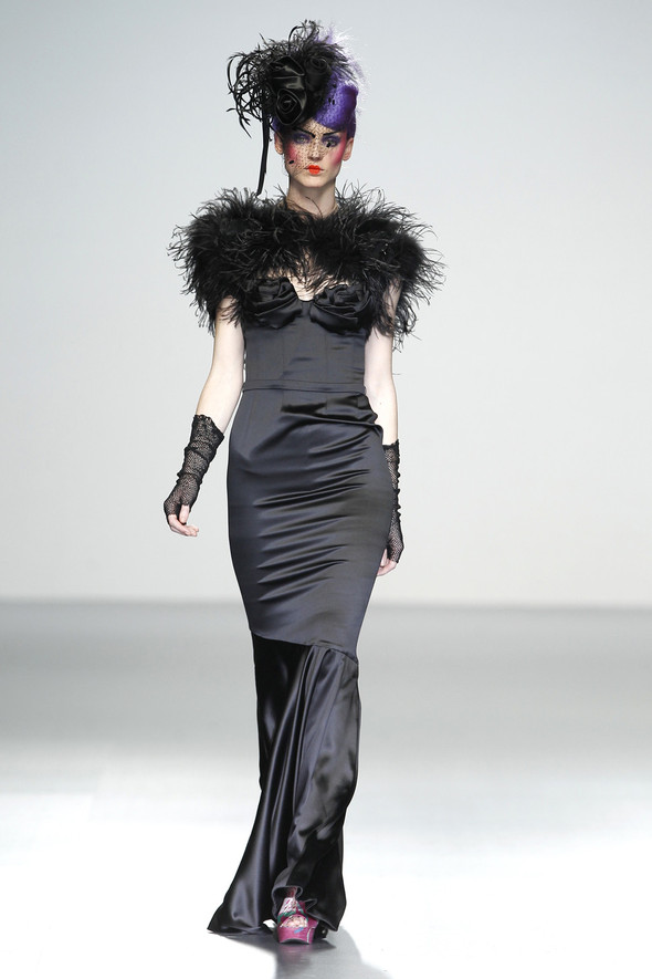 Madrid Fashion Week A/W 2012: Elisa Palomino. Изображение № 21.