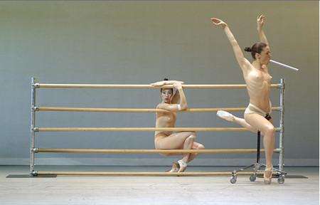 Oбнаженность всовременном танце. Изображение № 2.