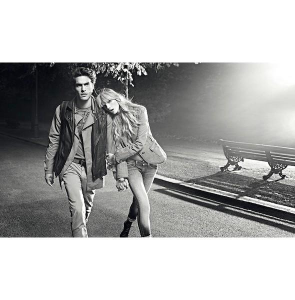 Изображение 22. Рекламные кампании: Fendi, Pepe Jeans и Trussardi 1911.. Изображение № 22.