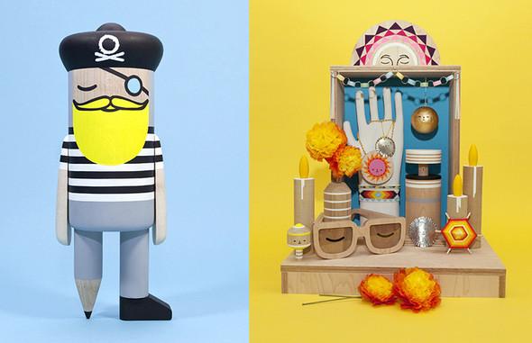 Взрослые тоже дети: дизайнерские игрушки. Изображение № 13.
