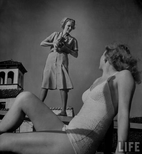 Нина Лин – легендарная женщина-фотограф. Изображение № 3.